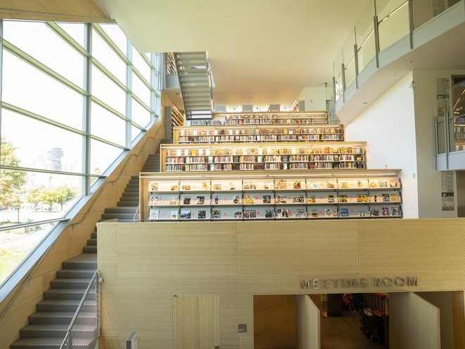 The $41 Million Hunter's Point Library Is Not Handicap-Accessible