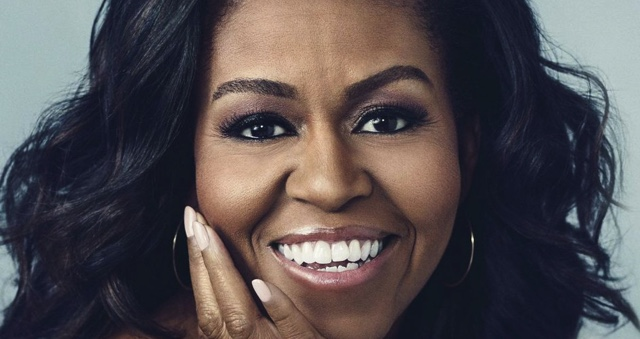 Michelle Obama Publishing Companion Journal to BECOMING