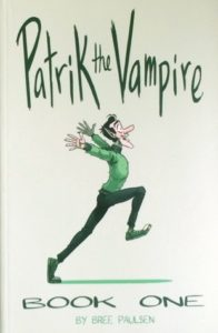 Patrik the Vampire from SFF Webcomics for Halloween | bookriot.com