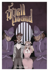 Spellbound from SFF Webcomics for Halloween | bookriot.com