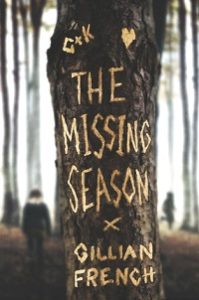 The Missing Season by Gillian French cover Authors Like Stephen King
