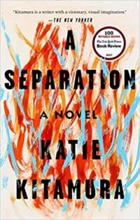 A Separation by Katie Kitamura cover