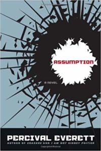 Assumption by Percival Everett cover