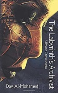 The Labyrinth's Archivist cover