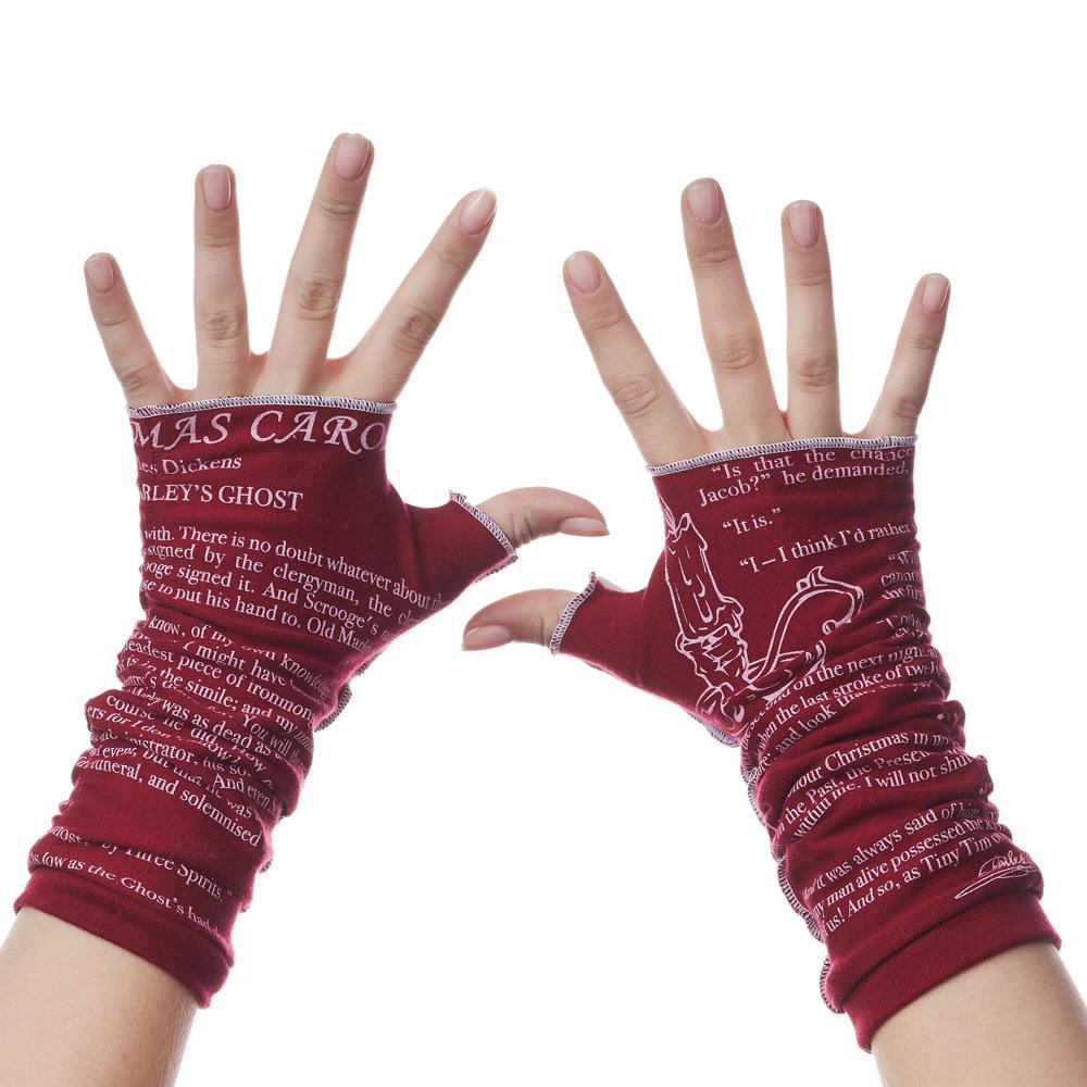 A Christmas Carol Gloves