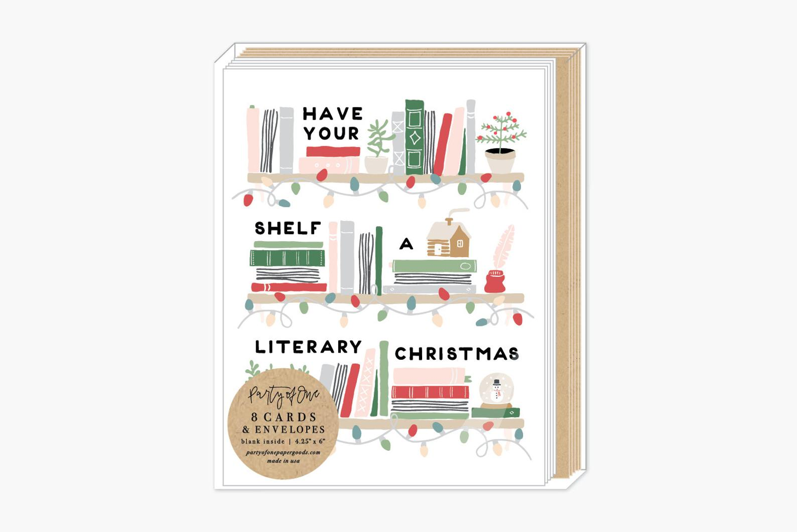 Have Your Shelf a Merry Little Christmas cards