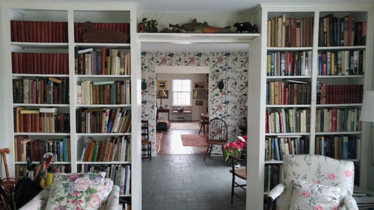 12 Home Library Ideas And Trends We