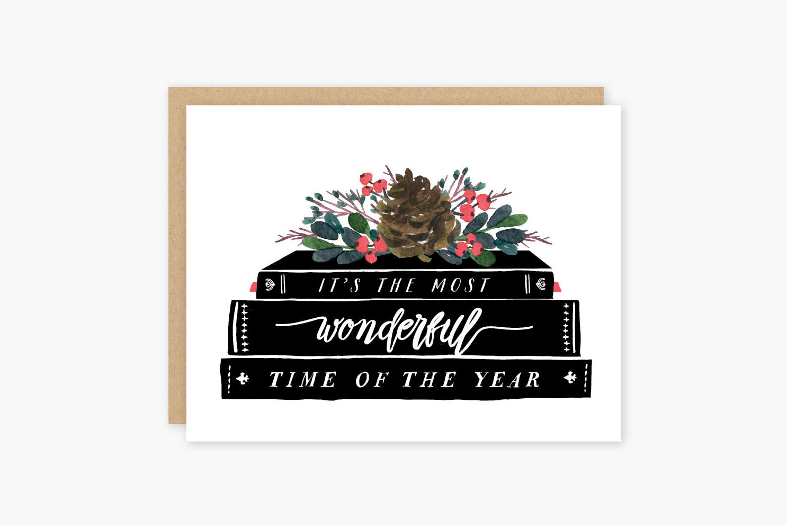 It's the Most Wonderful Time of the Year Cards
