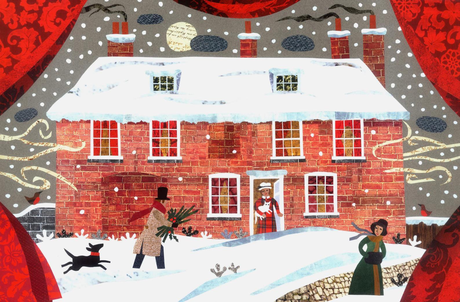 Jane Austen Christmas at Chawton