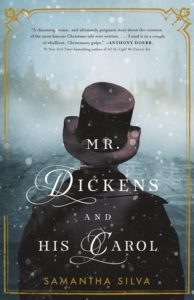 mr dickens and his carol by samantha silva book cover