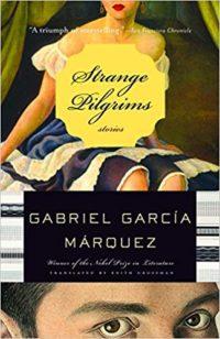 strange pilgrims by gabriel garcia marquez cover