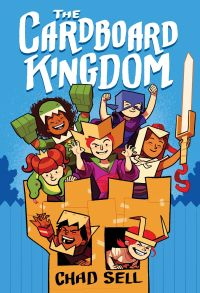 The Cardboard Kingdom cover image