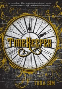 Timekeeper cover, Must-Read Time Travel Books, Book Riot
