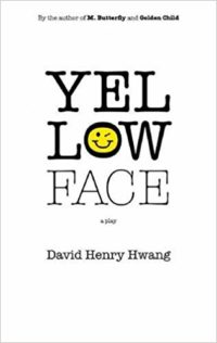 yellow face by david henry hwang cover