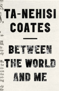 Between the World and Me cover