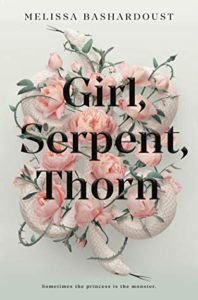 Girl, Serpent, Thorn from Most Anticipated LGBTQ Books of 2020 | bookriot.com