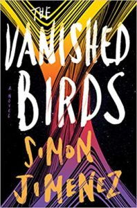 The Vanished Birds book cover