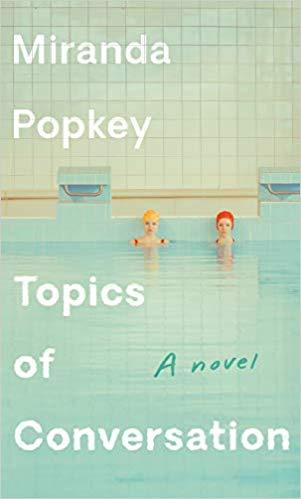 Topics of Conversation book cover