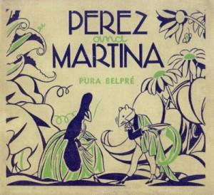 Perez and Martina_cover_Pura Belpré