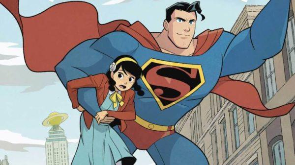 Spotlight On: SUPERMAN SMASHES THE KLAN