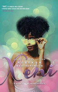 Xeni by Rebekah Weatherspoon book cover