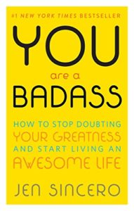 Self-help books with swear words