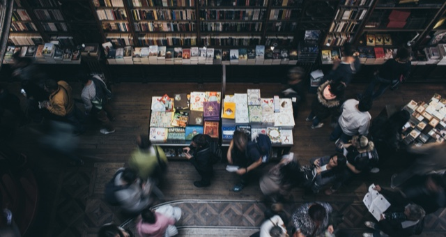 Why Working In A Bookstore Was So Disappointing