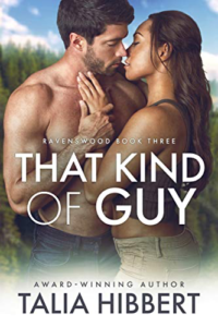 cover image of That Kind of Guy by Talia Hibbert