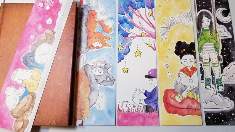 Inclusive bookmarks from Etsy https://www.etsy.com/listing/560026166/3x10-colorful-original-inclusive?ga_order=most_relevant&ga_search_type=all&ga_view_type=gallery&ga_search_query=children%26%2339%3Bs+bookmarks&ref=sr_gallery-7-16&organic_search_click=1