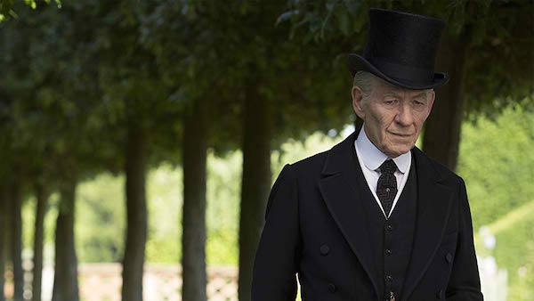 Ian McKellen in Mr. Holmes. Image source: https://www.amazon.com/Mr-Holmes-Ian-McKellen/dp/B011U0ID9I