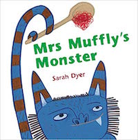 Mrs Muffly's Monster book cover