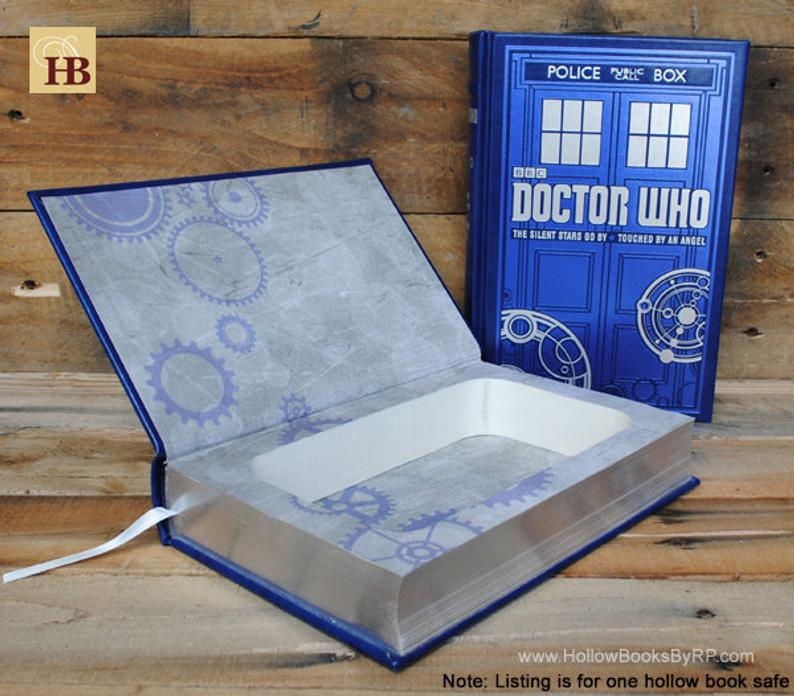 https://www.etsy.com/listing/240982412/hollow-book-safe-doctor-who-blue-tardis