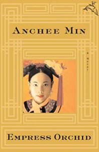 cover of empress orchid by anchee min
