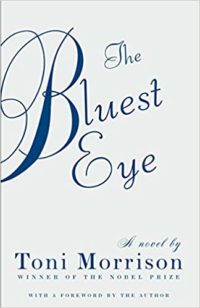 The Bluest Eye by Toni Morrison cover