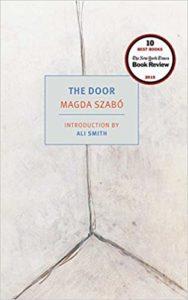 cover of the door