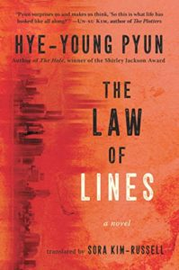 The Law of Lines book cover