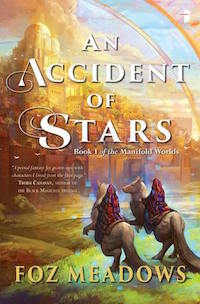 An Accident of Stars cover