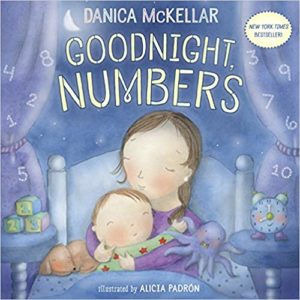 cover of Goodnight Numbers
