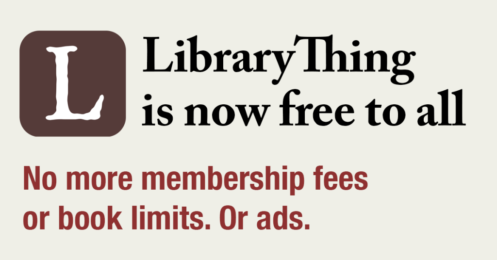 You Can Now Catalog Unlimited Books For Free With LibraryThing | bookriot.com