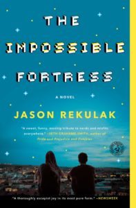 The Impossible Fortress book cover