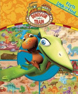 Science Fiction for Early Readers: The Fantastic World of DINOSAUR TRAIN