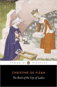 The Book of the City of Ladies cover