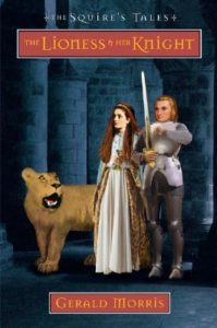 The Lioness and Her Knight Book Cover