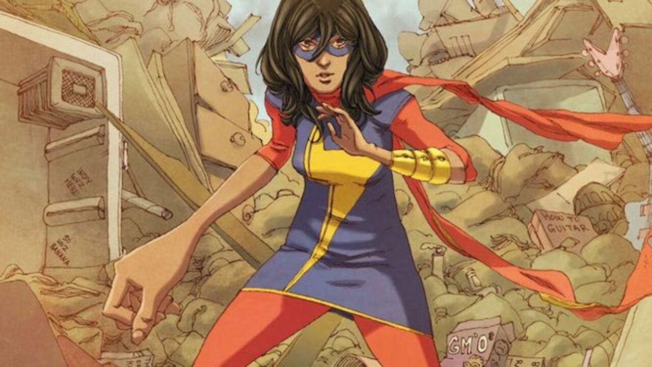 Who Is Ms. Marvel? An Introduction to Kamala Khan
