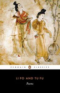 Cover of Li Po and Tu Fu Poems