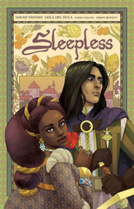 Sleepless, Vol. 1 cover