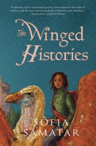 The Winged Histories cover