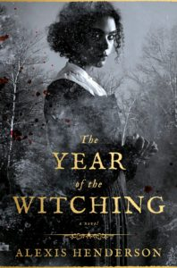 year of the witching cover