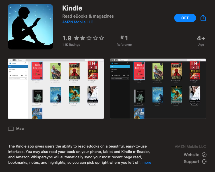 Buy Books For Kindle App On Mac