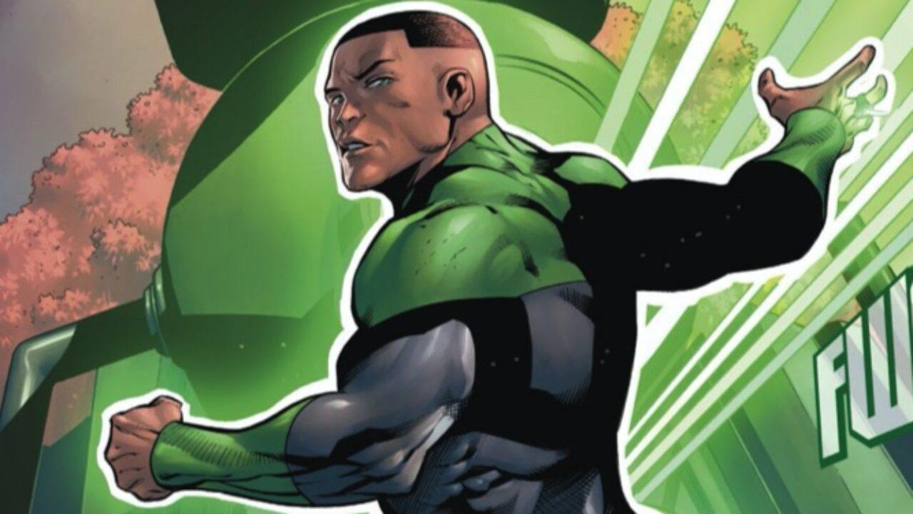 Earth One Vol 2 How About We Don T Because John Stewart Wouldn T